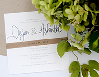 D & A Wedding Stationery