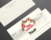 Stiegl Weihnachtskarte