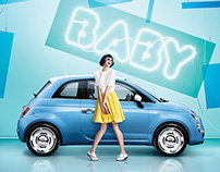 FIAT 'BEBOP BABY' AD