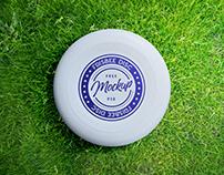Free Frisbee Disc Mockup PSD