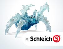 Schleich Toys - Ice Spider