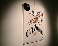 22. İzmir European Jazz Festival poster
