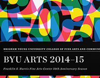 BYU Arts 50th Anniversary