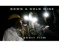 Down a Gold Mine