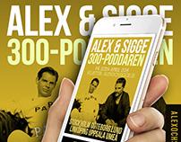KAMPANJSAJT FÖR ALEX&SIGGE
