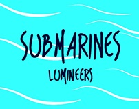 """Submarines"" - Lumineers 