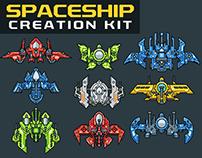 Spaceship Creation Kit - game design
