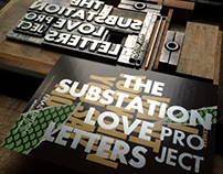 The Substation Love Letters Project—Final Edition