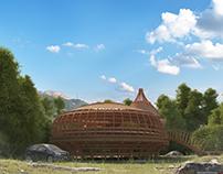 Wood Temple