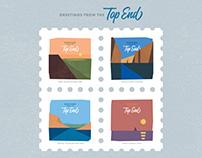 'Top End' Landscapes Series