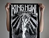 KING HOWL - Daphne