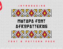 Mutapa Font & Patterns