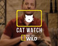 Nat Geo Wild Cat Watch