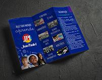 Campanha pré matricula - Colégio JPI