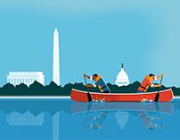 Potomac Paddle