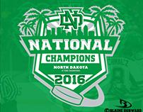 North Dakota Hockey National Championship