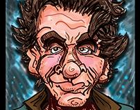 Alden Ehrenreich Han Solo Caricature