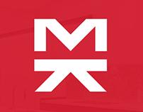 Melbourne Kitchens - Logo Design