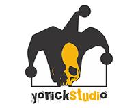 Logo Design, Yorick Theater Company