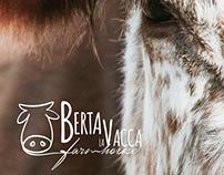 Brand Identity | BertaLaVacca Farmhouse