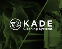 Kade Cleaning Truck Wrap