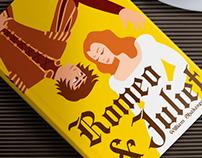 Romeo & Juliet Book Cover