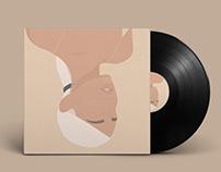 Flat design - Album