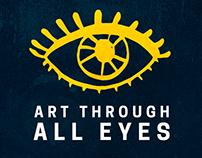 Art Through All Eyes Poster Design