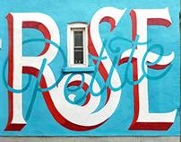 Rosemont Mural