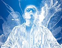 John Carpenter concert poster