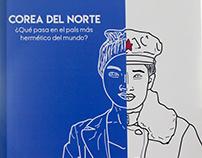 """Revista Social """"Corea del Norte"""""""