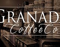 Granada Coffee Company   Rebrand