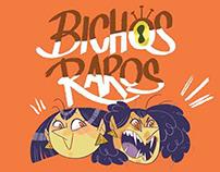 BICHOS RAROS. vol.2