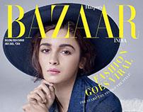 Harper's Bazaar July'15 Cover Shoot