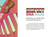 Big Foot DNA Study