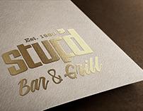 Stuf'd: Concept Logo Design.