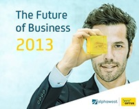 Optus Future Of Business Report Presentation