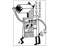 CD Sleeve - Robot Asmara