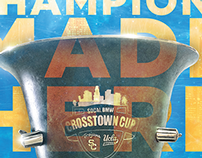 UCLA Crosstown Cup Poster
