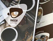 Latte branding