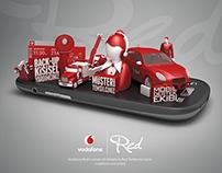Vodafone Red Lansman