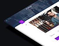 Zippyshare ⋮ Redesign concept