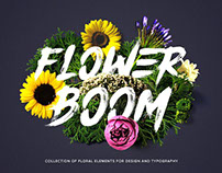 Flower Boom Graphic Pack by PixelBuddha