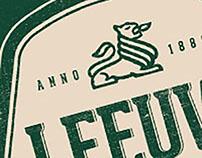 Leeuw Bier - Redesign