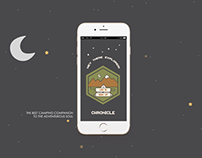 Chronicle: Camping App