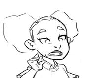 Alicia, Character Design