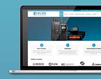 Veltri Electrónica | Diseño Web WordPress