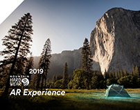 Transparent House's AR Experience for Mountain Hardwear