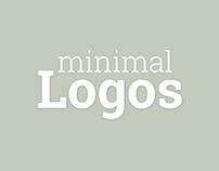 Minimal Logos - 10/2019
