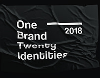 One brand, Twenty Identities